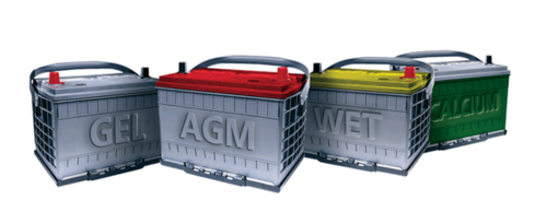 Multi-Chemistry Set the charging profile to suit battery chemistry type: Wet, Calcium AGM or Gel