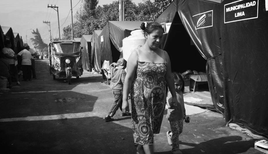 60 Familias desplazadas a albergues temporales.(Anthony Niño de Guzmán).jpg