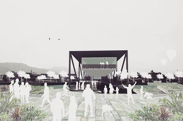 Conexión Afluvial: Secuencia de espacios públicos para San Juan de Lurigrancho y El Agustino.  Autores: Andrea Higa, Sandro Valencia, Mauricio Berrios y Enrique Quispe. (UPC). #parquefluvialrímac  #architecture #urbandesign #publicspace #urbanregeneration #landscape #river