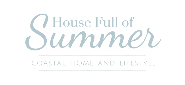 House Full of Summer - Coastal Home & Lifestyle