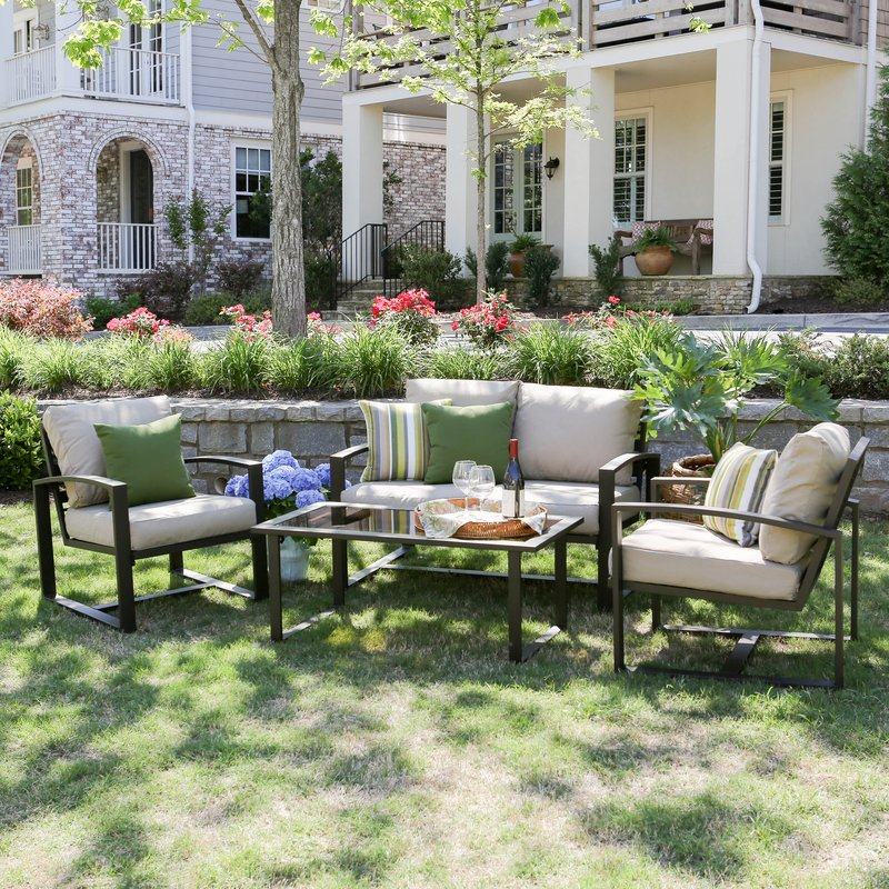 Custom outdoor pillows with patio lane house full of summer for Quickest way to save for a house
