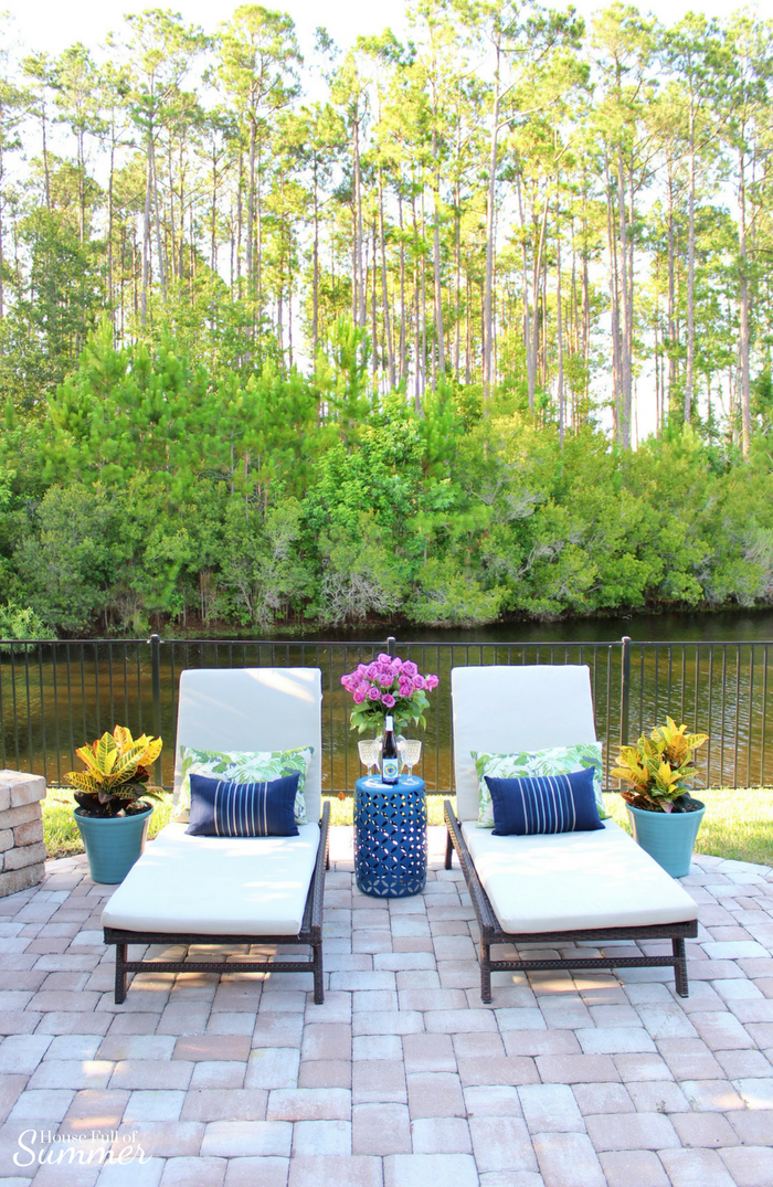 House Backyard Ideas create a romantic backyard date night for $10 or less — house full
