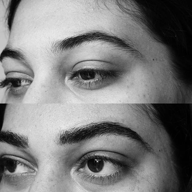 Eyebrow Microblading - Initial SessionMicroblading is the process of implanting ink under the skin of the eyebrow area with a small, sterile, disposable tool. Different numbing solutions are used to ensure that you feel little to no pain! The initial process takes between 1 1/2 to 2 hours. In order for your microblading to be perfect, a touch-up session is needed 6-8 weeks after your initial session. You should expect about 30%-40% of the pigment to fade and after the perfection session, you should expect your microblading to last 8-24 months depending on aftercare and skin retention.Price: $500Touch Up SessionYour microblading perfection session will take between 45 minutes to an hour. This session takes place after your skin has had a chance to heal, 8-10 weeks after your initial microblading. This perfection session will ensure that your brows look amazing for 8-24 months!*Extra follow-up sessions will be priced accordingly and discussed with the artist before being scheduled.*Price: $506 Month Touch Up Price: $100Annual Touch UpPrice: $175