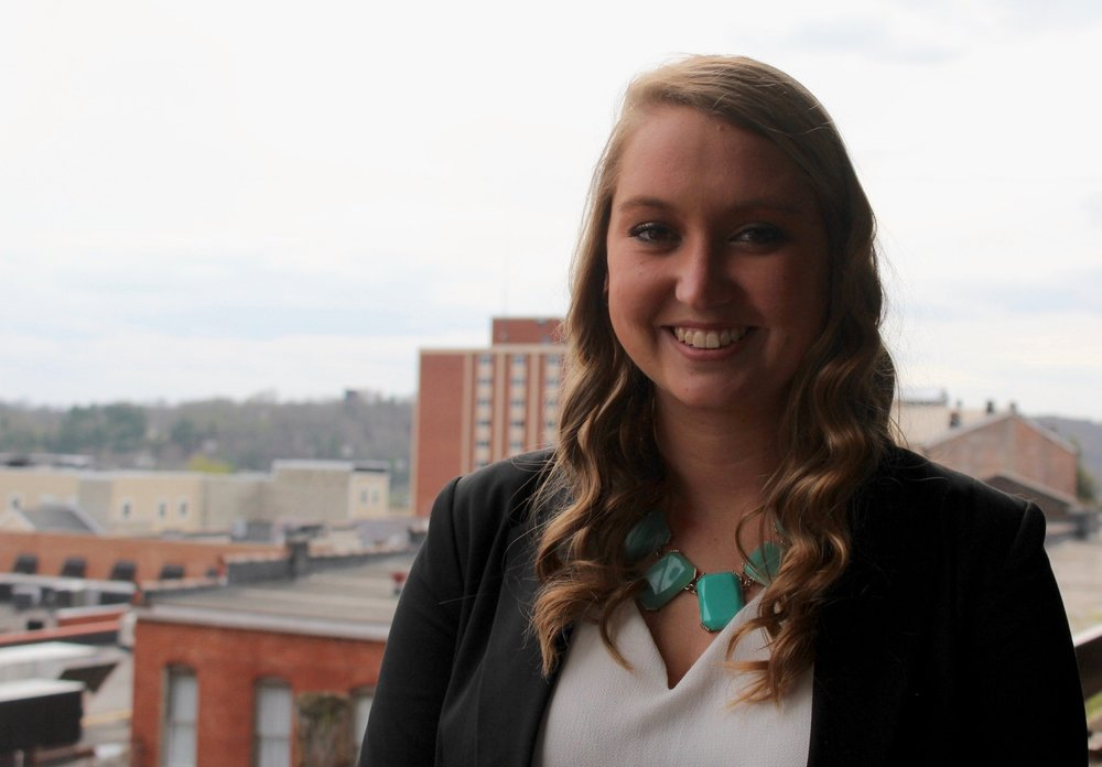 "Courtney Homan    Position:  President   Contact:   ch631214@ohio.edu    Major:  Communication Studies   Why She's FTK:  ""I am FTK because every kid deserves the chance to feel like a kid and no kid should have to fight alone. With the help of The Ronald McDonald House, kids can play and feel like a kid and have their families by their side throughout their treatment. I am FTK because every child deserves to have a childhood regardless of their circumstances. Every child should feel like a kid rather than a patient in the hospital."""