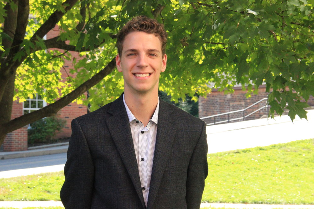 """Luc Messenger    Team:  Line Dance   Contact:   lm062823@ohio.edu    Major:  First-Year Medical Student   Why He's FTK:  """"My family stayed in the Ronald McDonald House when I was born. Seeing first-hand the impact the house can have on a family's life, I knew I had to give back. I enjoy every minute of it!"""""""