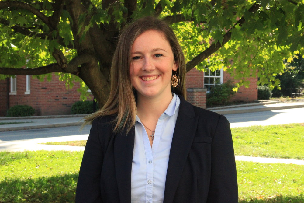 """Amanda Williams    Team:  Line Dance   Contact:   aw162113@ohio.edu    Major:  Graphic Design   Why She's FTK:  """"I'm FTK because no child should have to fight alone. We're helping to make sure they have their family by their side through the rough parts and the victories!"""""""