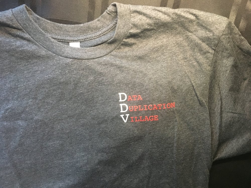 - Last year, we introduced DDV t-shirts for those volunteering with the village. They were well loved and helped promote a positive sense of community within the village.