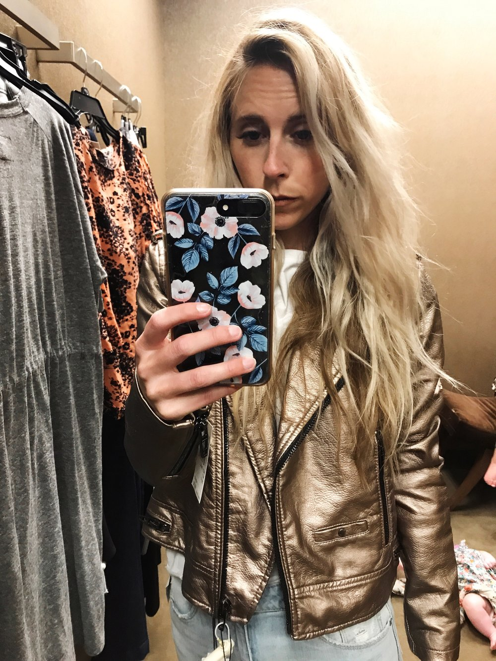 Dressing Room Diaries by Las Vegas fashion bloggers Life of a Sister