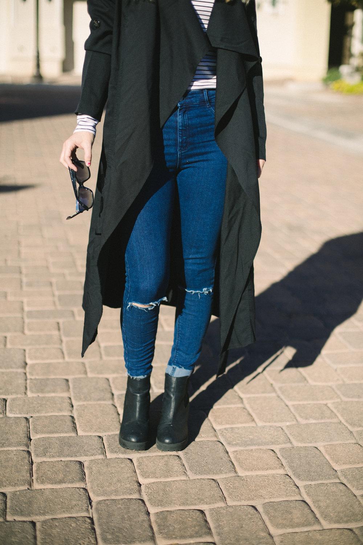 Long Coats by Las Vegas fashion bloggers Life of A Sister