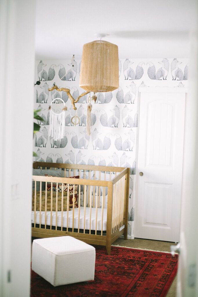 Baby Banks Boy Nursery Ideas by Las Vegas style bloggers Life of a Sister