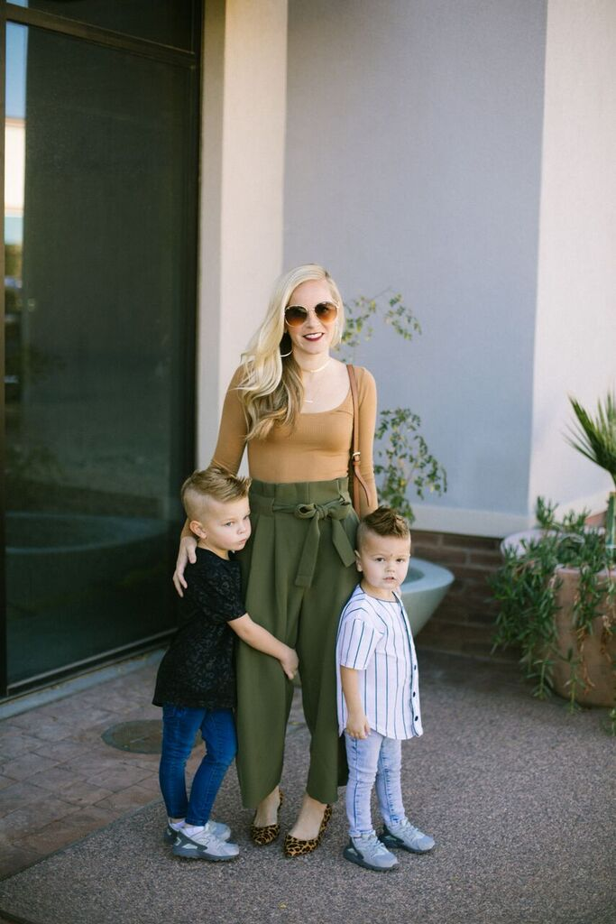 Favorite Little Boy Fashion Trends by popular Las Vegas style blogger Life of a Sister