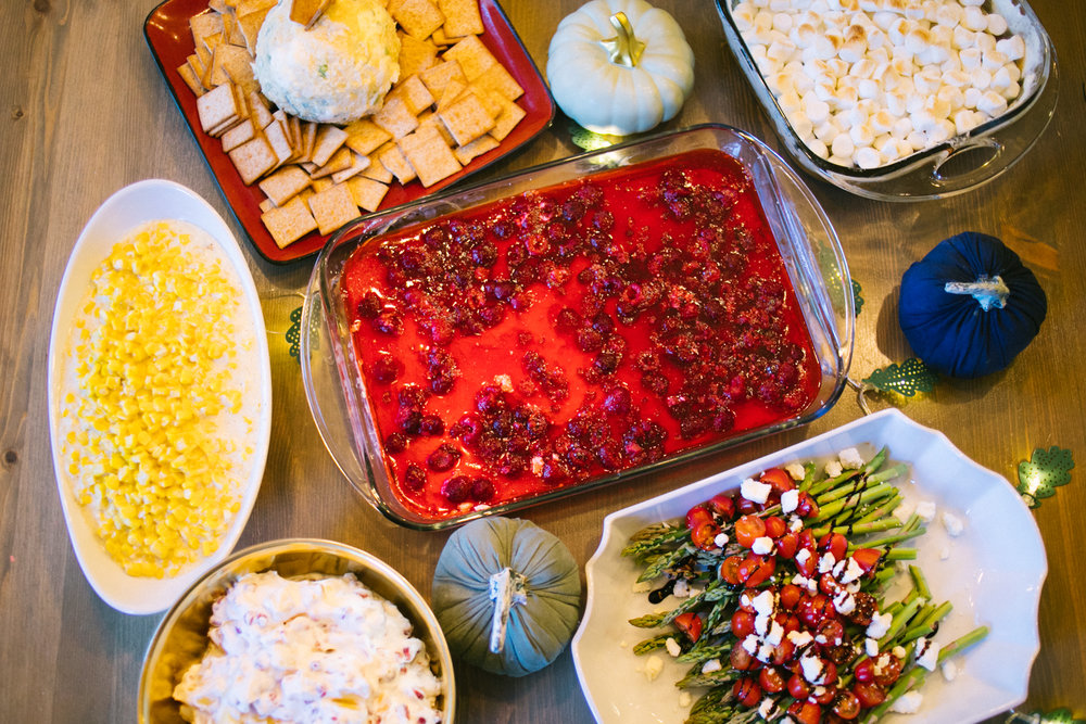 Easy & Delicious Thanksgiving Recipes featured by top Las Vegas lifestyle blog, Life of a Sister