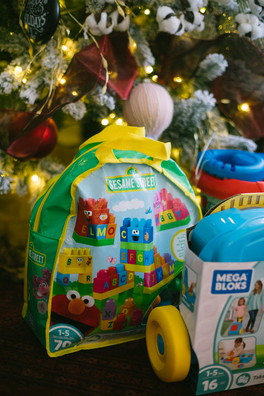 Mattel Mega Bloks review featured by top Las Vegas lifestyle blog, Life of a Sister