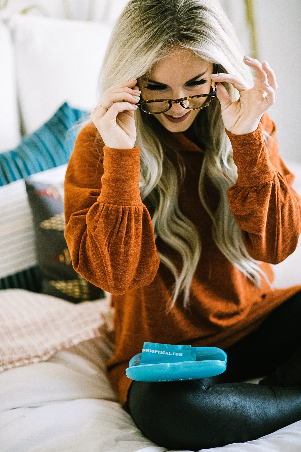 The Best Zenni Optical Frames featured by top Las Vegas fashion blog, Life of a Sister