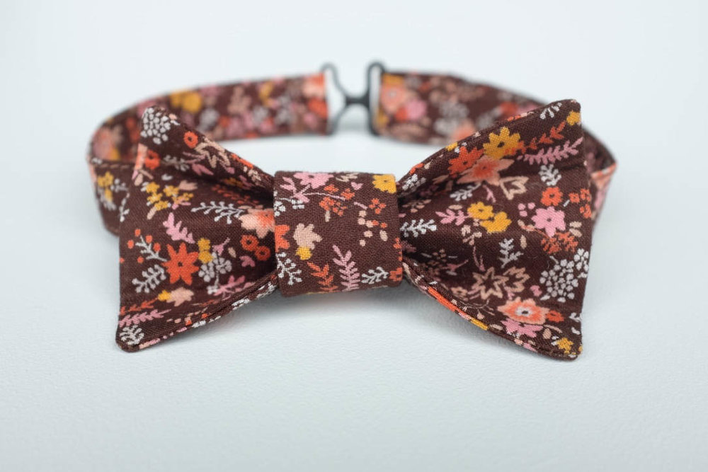 Bow tie  - Materials     - $10Labour        - $25Overheads  - $10COST            $45+ 10% profit - $4.50+ GST          - $7.42TOTAL           $56.92RETAIL          $45