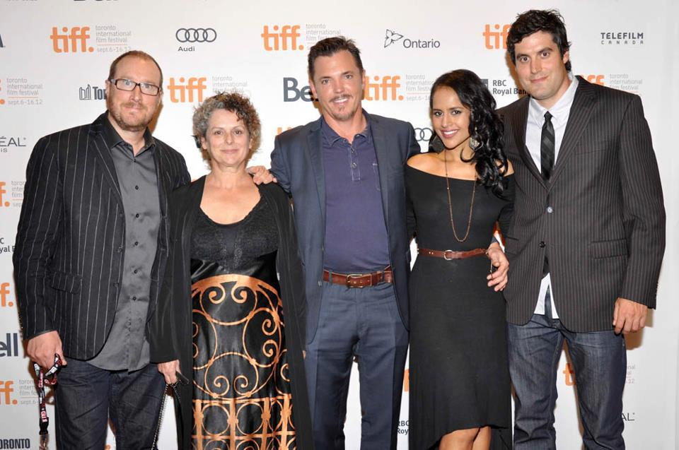 World Premiere of CRIMES OF MIKE RECKETT at the Toronto International Film Festival
