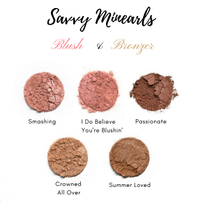 Clean up your makeup routine with Savvy Minerals