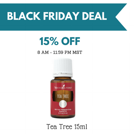 Shop the Young Living Black Friday Sale