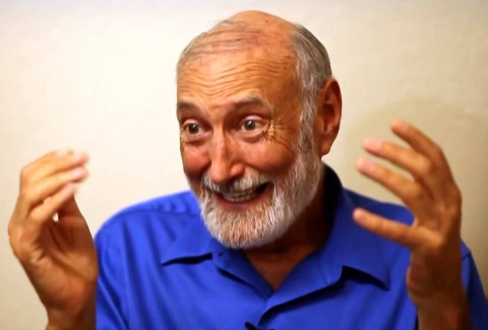 Dr.  Michael A. Klaper -NASA nutrition adviser and medical/diet consultant for astronauts