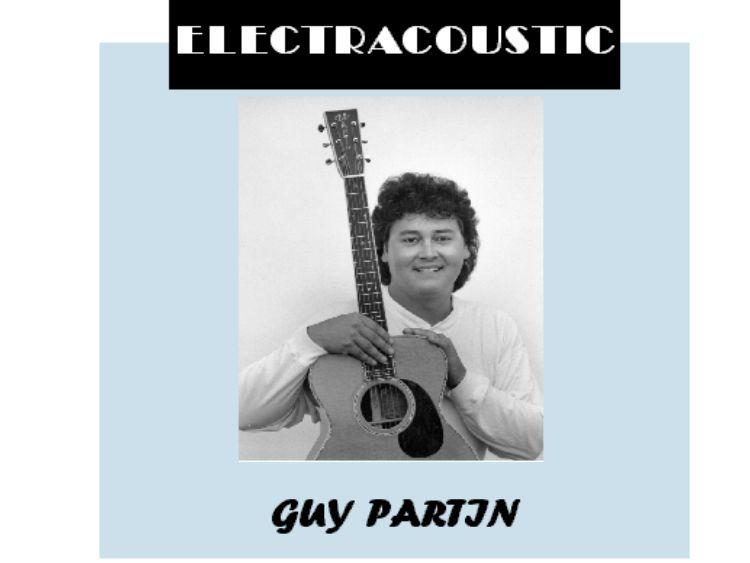 Acoustic Stuff -