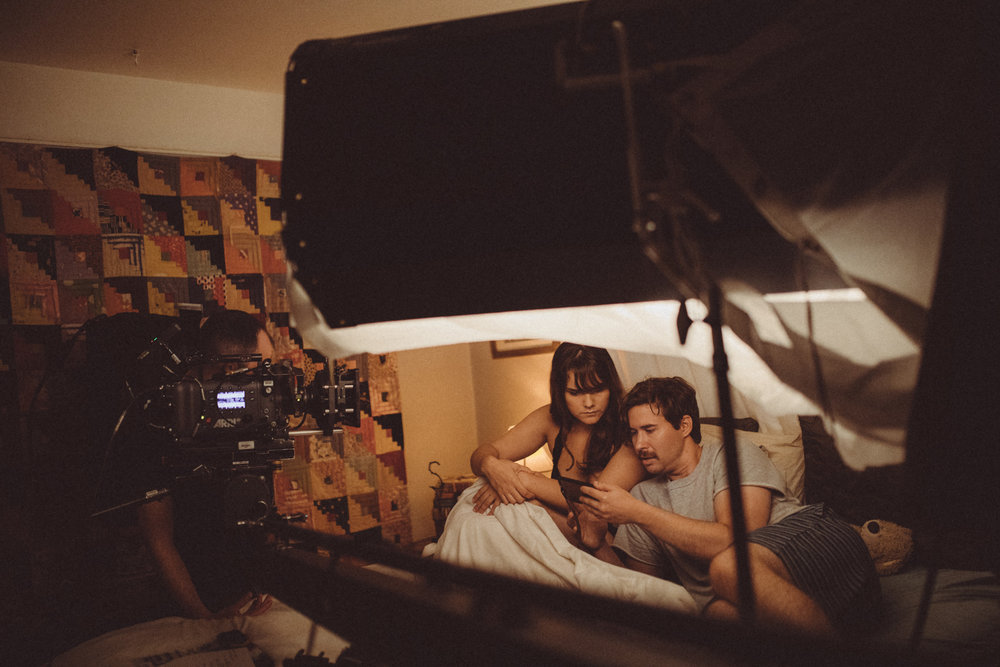 Making movies on weekends -