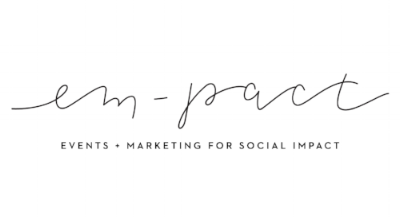 em-pact: events + marketing for social impact