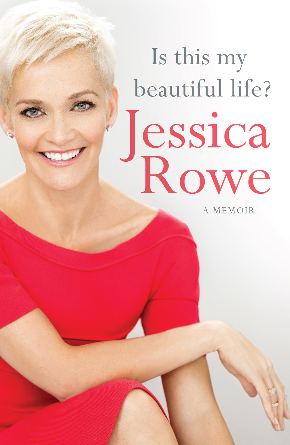 Is This My Beautiful Life? - 2015, ALLEN & UNWINThe deeply honest, funny, gut-wrenching and touching memoir from journalist, celebrity, wife, mother, television presenter and author, Jessica Rowe.