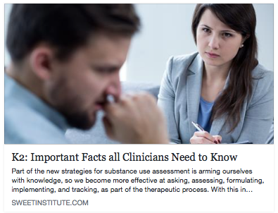 SWEET Institute- K2: Important Facts all Clinicians Need to Know
