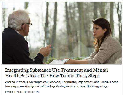 SWEET Institute- 5 Additional Questions to Ask: New Strategies for Substance Use Assessment