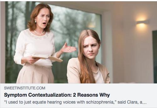 Symptom Contextualization: 2 Reasons Why