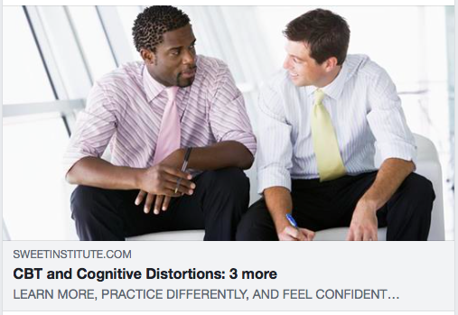 CBT And Cognitive Distortions: 3 More