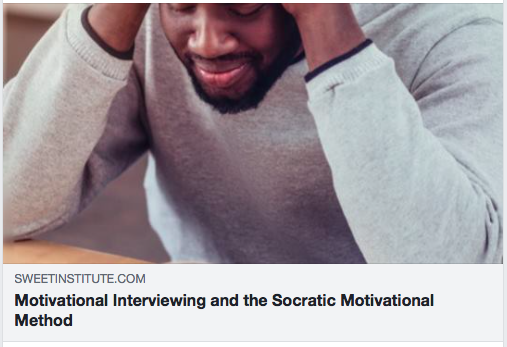 Motivational Interviewing and the Socratic Motivational Method