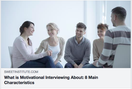 What is Motivational Interviewing About: 8 Main Characteristics