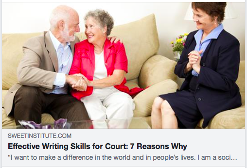 Effective Writing Skills for Court: 7 Reasons Why