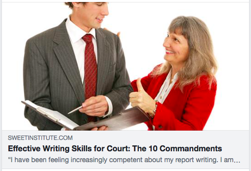 Effective Writing Skills for Court: The 10 Commandments
