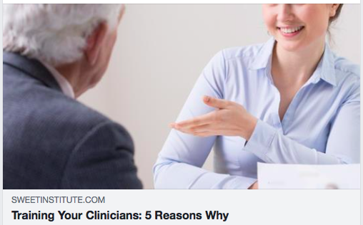 Training Your Clinicians: 5 Reasons Why