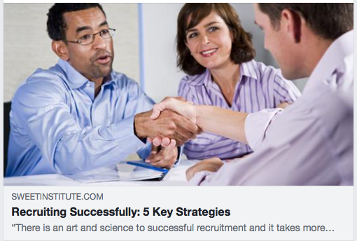 Recruiting Successfully: 5 Key Strategies