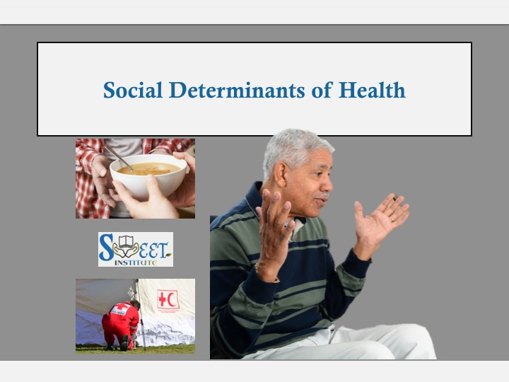 SWEET Institute Social Determinants of Health