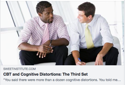 CBT and Cognitive Distortions: The Third Set