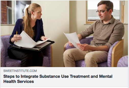 Steps to Integrate Substance Use Treatment and Mental Health Services
