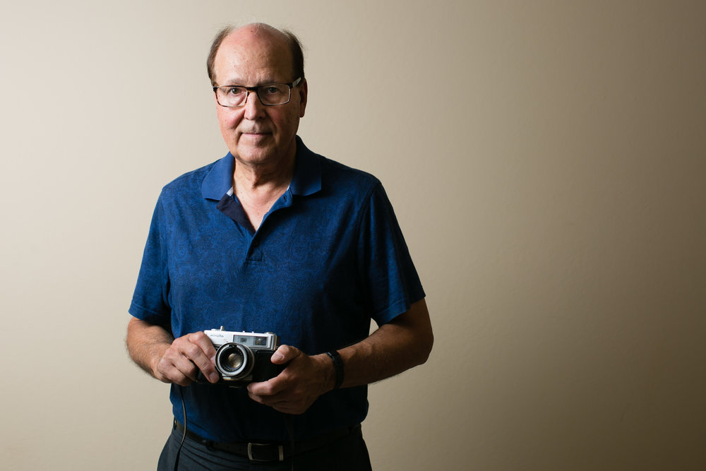 A Vietnam Vet Uses His Camera for Healing -