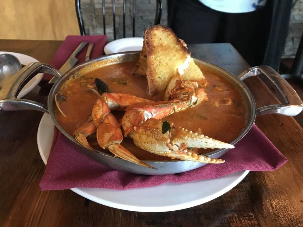 The Fishy Origins of Cioppino -