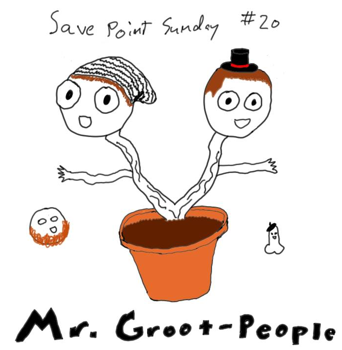 Episode 20: Mr. Groot-People
