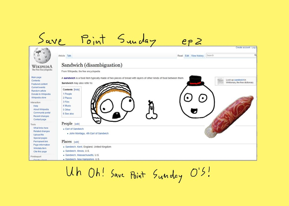 Episode 46: Uh Oh! Save Point Sunday O's!