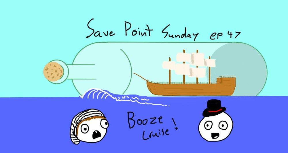 Episode 47: The SPS Booze Cruise