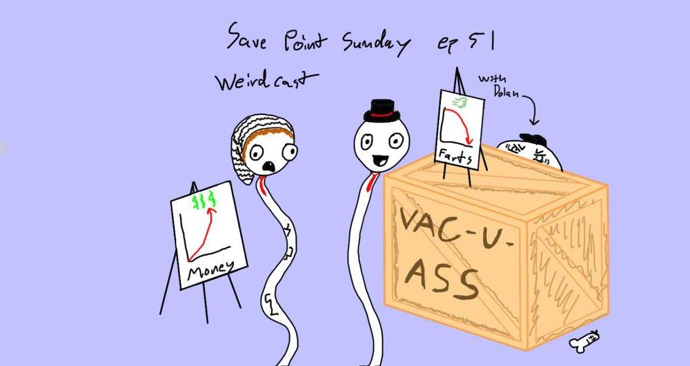 Episode 51: WEIRDCAST