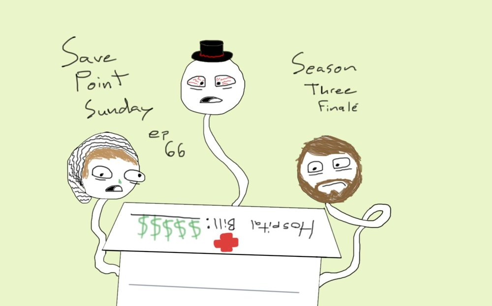 Episode 66: Season Three Finale!