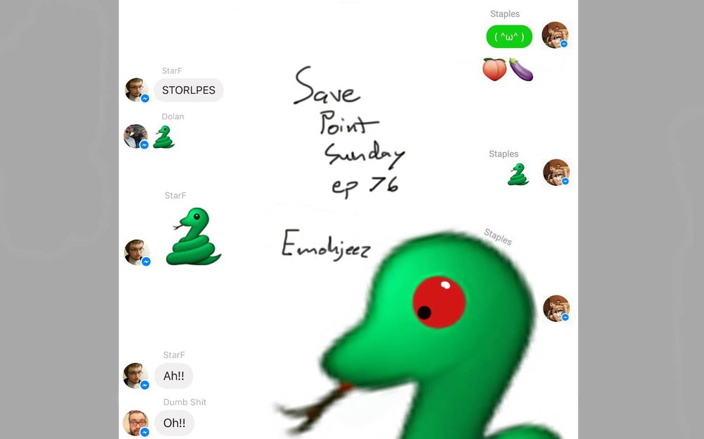 Episode 76: Emohjeez