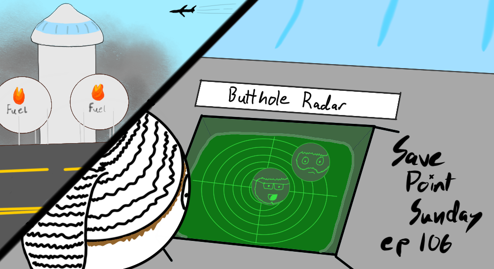 Episode 106: Butthole Radar