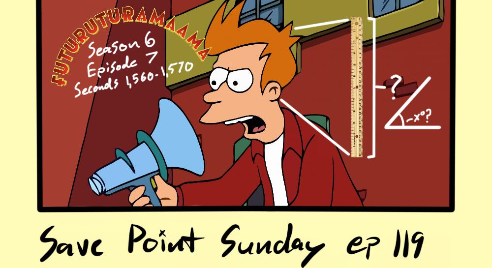 Episode 119: Futuruturamaama